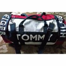 Bolsa Mala De Viagem Tommy Hilfiger Grande (frete Gratis)
