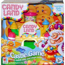 Candyland Castle Game - Castillo Del Rey