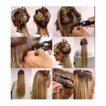Curso Alongamento Mega Hair Em Video Aula