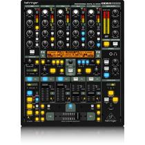 Mixer Consola Digital Behringer Ddm-4000 5-ch Sampler 4ch Fx