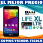 Telefono Blu Life Xl 5.5 Lte 4g Android 13 Mp+1 Gb Ram+8 Gb