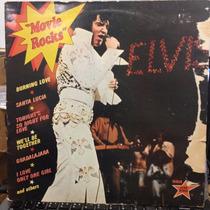 Lp Elvis Presley Movie Rocks - Importado France - Coletânea