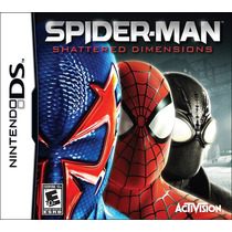Spiderman Shattered Dimensions Nintendo Ds Nuevo Y Sellado