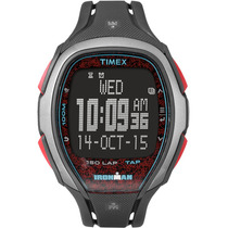 Reloj Timex Tw5m08100 Ironman Nergro Original Envío Gratis