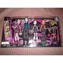 Monster High Pack 5 Monstruos De Compra Draculaura Oferta
