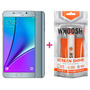 Samsung Note 5 Silver + Kit De Limpieza Whoosh Kanguro Chile