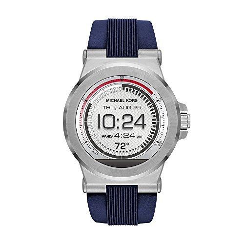 Acceso De Michael Kors, Smartwatch De Los Hombres , Acero In -   9,824.79 en  Mercado Libre 2cb2001162