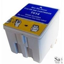 Cartucho De Tinta Epson To-14201 Compatível