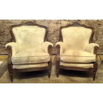 Sillones estilo sillones antiguos en mercado libre argentina - Sillones estilo frances ...