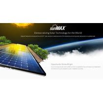 Kit De Energía Solar Para 1000 Watts Ubiquitti Sunmax