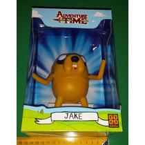 Adventure Time Jake Grow Hora Da Aventura Miniatura Figure