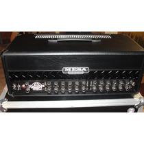 Mesa Boogie Roadster/ Head Com Case/ Valvulas Novas