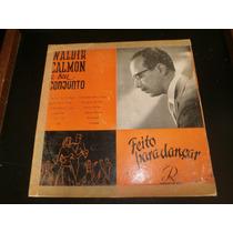 Lp Waldir Calmon - Feito Para Dançar Nº1, Disco Vinil, 1954