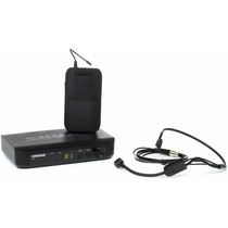 Microfone Sem Fio Auricular Shure Blx14/p31