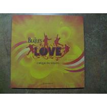 The Beatles Love, Cirque Du Soleil, At The Mirage, Programa.