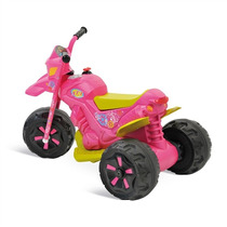 Moto Elétrica Infantil Xt3 Fashion 6v Bandeirante