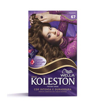 Tintura Koleston N. 67 Chocolate