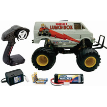 Tamiya Radiocontrol Lunch Box 1/12 Lista P/ Correr ! 2.4 Ghz