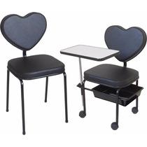 Kit Manicure Duos Love = Cirandinha + Cadeira Cliente