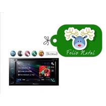 Dvd Player Avh-288bt Pioneer Oferta Natal