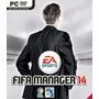 Fifa Manager 14 Original Pc - Entrega Inmediata