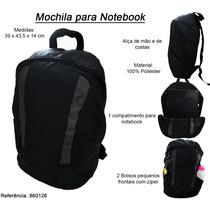 Mochila Notebook Mochila Notbook