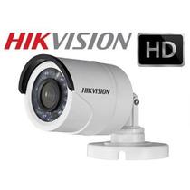Câmera Bullet Hikvision Turbo Hd 20mt Hd-tvi 1.0mp 720p 6m