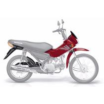 Kit De Carenagem Adesivado Honda Pop 100 - 2007 A 2012 - 7p