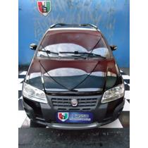 Fiat Idea Adventure 2009 Locker 1.8 8v Flex