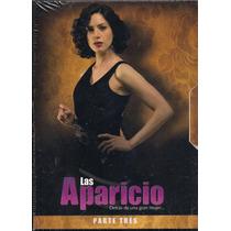 Las Aparicio Parte 3 Serie Tv En Dvd