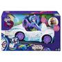 My Little Pony Equestria Girls Auto Convertible Hasbro Nuevo