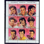 Filatelia, San Vicente 1992 Hojita Elvis Presley Mint