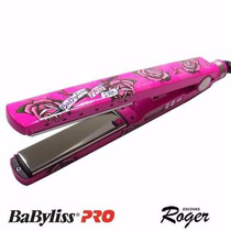 Chapinha Babyliss Pro Nano Titanium Pink - By Roger 110v