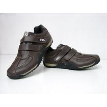 Zapatillas Con Abrojo Para Hombre. Excelente Calidad!!