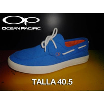 Zapato Oceanpacific
