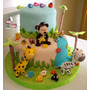 Tortas Decoradas Personalizadas Cumpleaños Cup And Cakes