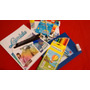 Set Escolar Cuaderno Lapices Marcadores Block Temperas