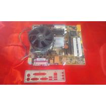 Placa Mae 775 Ddr2 Asus Ipm31+ Dual Core E5700