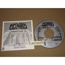 Polymarch Produccion 96 - 1995 Musart Cd Tony Barrera