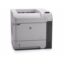 Impresora Empresarial Hp Laserjet M601 62 Ppm Red Remato!