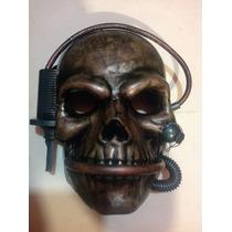 Máscara Craneo, Cyber Punk , Envío Inmediato, Modelo Unico