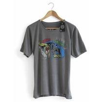 Camiseta Vintage Batman E Robin Dc Comics Studio Geek