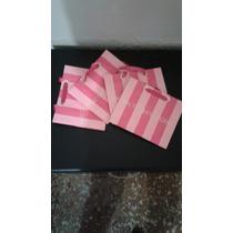 Bolsas Victoria Secret 15.5x19 Cm Al Por Mayor