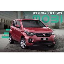 Nuevo Fiat Mobi 1.0 Entrega Ya Anticipo