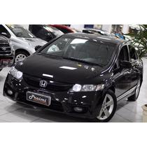 Honda Civic Lxs 1.8 16v Flex Automático 2009