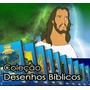 Desenhos Biblicos 2 Dvds Com Brinde