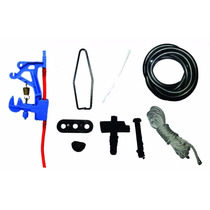 Para Bebedouro Pendular Válvula Reguladora De Água Kit Azul