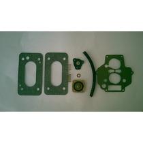 Kit Reparo Carburador 460 Dmtb Weber Duplo Fiat Uno 1.5