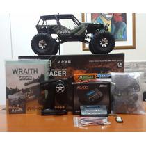 Carro A Control Remoto Rc Axial Wraith Rtr+bateria+cargador