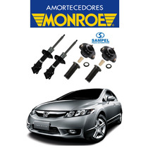 Amortecedor + Kit Honda New Civic - Original Monroe 100%novo